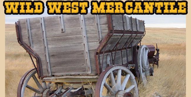 Wild West Mercantile Wagons West Sale