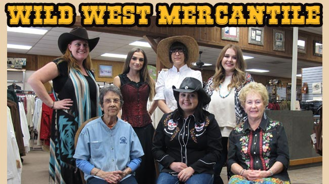 With constant sales and amazing clothing, Wild West Mercantile's store is definitely worth your visit in Mesa. When your jeans are on their last legs, clean up your wardrobe with the latest in women's style. This store has everything you need to get you started on a whole new wardrobe. If you are trying out a new gym or fitness class, do it with confidence and in style with a new outfit from Location: East Main Street, Mesa, , AZ.