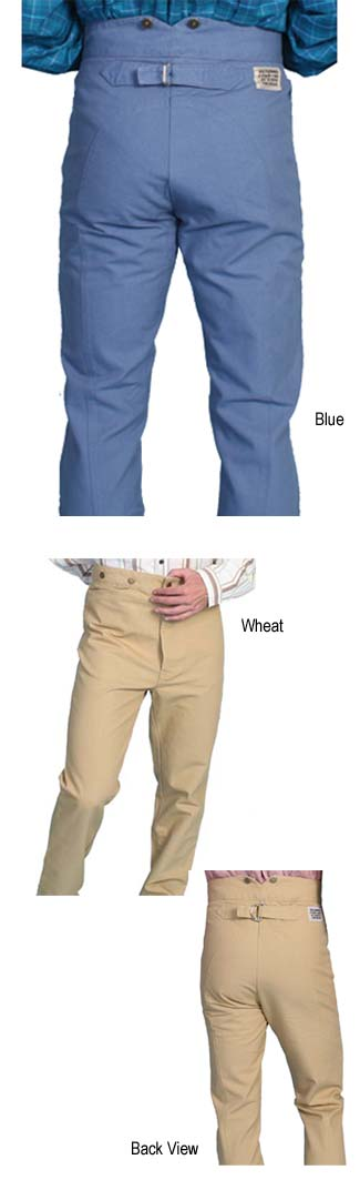Saddle Trousers
