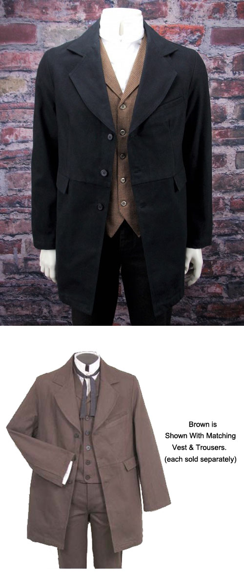 Gunfighter Coat