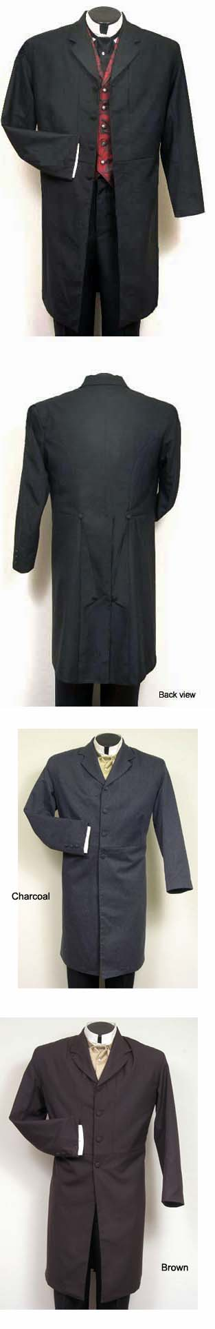Tombstone Coat