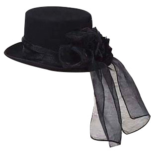 Ladies  Top Hat  c409cc44263