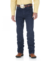 [Wrangler® Wrangler® Cowboy Cut® Stretch Denim - Slim Fit]
