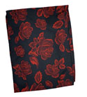 [FashionWest Desert Rose Silk Scarf]