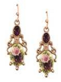 [1928 Jewelry® Amy Flower Earrings]