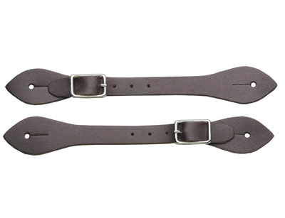 [Colorado Saddlery Spur Straps]