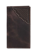 [Scully Western Lifestyle  Men's Ranger Rodeo Wallet]