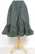 [Wild West Mercantile Short Petticoat]
