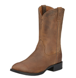 [Ariat Boots® Men's Heritage Roper Boot (WIDE)]