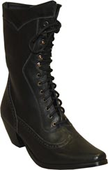 [Abilene Boot Co. Victorian Lace Up Boot]