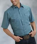 [Roper Apparel Men's Short Sleeve Shirt]