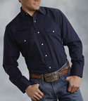 [Roper Apparel Men's Long Sleeve Shirt]