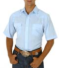 [Roper Apparel Men's Western Short Sleeve Snap Shirt]