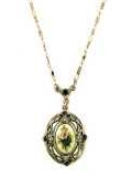 [1928 Jewelry® Amy Flower Pendant Necklace]