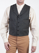[Wahmaker Riley Wool Vest]