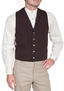 [WahMaker Canvas Trappers Vest  (Big & Tall)]