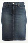 [Not Your Daughters Jeans® Emma Denim Skirt]