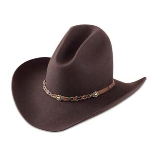 [Rodeo King 3X Gus Hat]