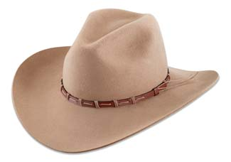 [Rodeo King 3X Tracker Hat]
