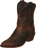 [Abilene Boots® Ladies Western Short Boot]