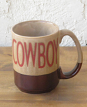 [Western Moments - Cowboy Coffee Mug]