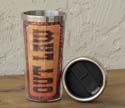 [Western Moments Outlaw Insulated Travel Mug]