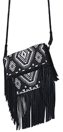 [Scully Western Lifestyle  Crossbody Handbag]