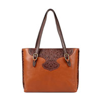 [Scully West Leather Handbag]