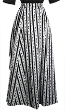 [Frontier Classics Key Stripe Skirt]