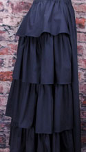 [Frontier Classics Twill Bustle Skirt]