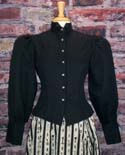 [Frontier Classics Old West Fitted Blouse ]