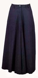 [Frontier Classics Old West Riding Skirt]