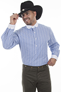 [Frontier Classics Old West Bankers Shirt]