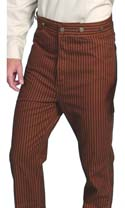 [Frontier Classics Outlaw Stripe Trousers]