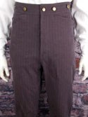 [Frontier Classics Outlaw Herringbone Trousers]