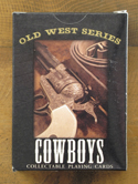 [ Playing Cards- Cowboys]