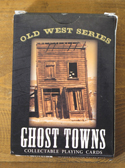 [ Playing Cards- Ghost Towns]