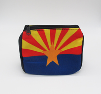 [ Arizona Flag Coin Purse]