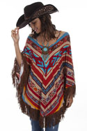 [Scully Honey Creek Poncho]