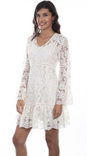 [Scully Honey Creek Lace Dress]