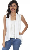 [Scully Honey Creek Lace Knit Vest*]