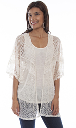 [Scully Honey Creek Lace Cardiagan & Tank*]