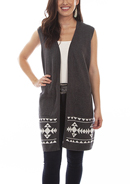 [Scully Honey Creek Sleeveless Cardigan]