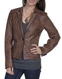 [Scully  Ladies Whip Stitch Jacket ]