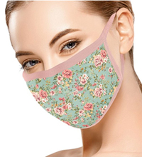 [ Two-Layer Fashion Face Mask     -     Limited Edition ]