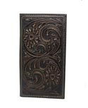 [Nacona Scroll Rodeo Wallet]