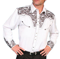 [Scully Westerns Gunfighter Shirt]