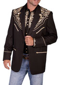 [Scully Westerns Jacket (Big)]