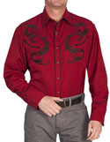 [Scully Westerns Firebreather Shirt]