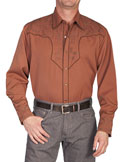 [Scully Westerns Santa Fe Trail Shirt]